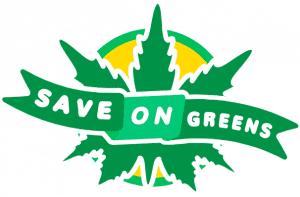 Save on Greens Logo