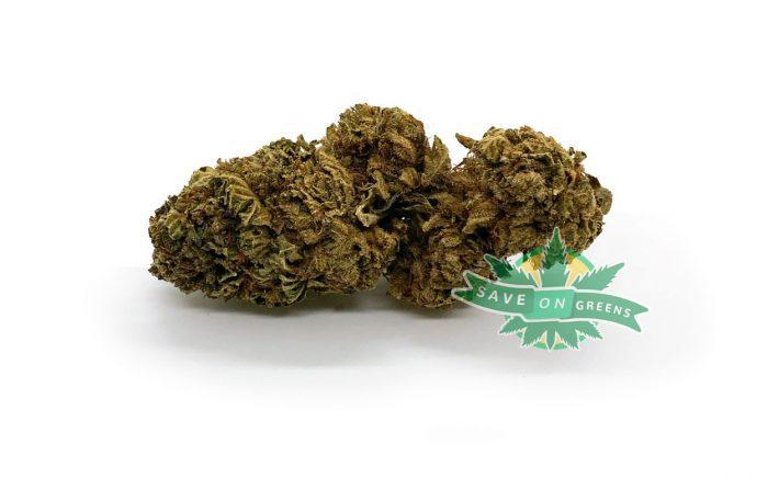 Purple Candy Kush Marijuana