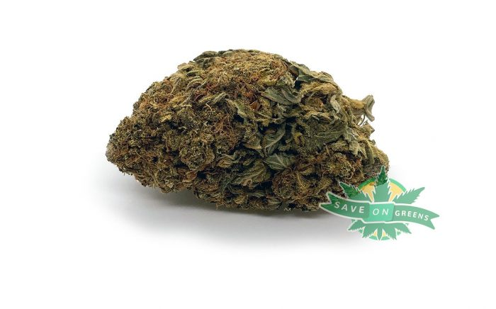 Bubble Gum Weed on save on greens